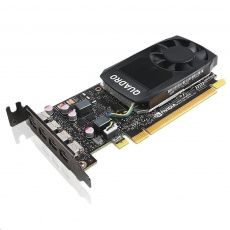 LENOVO grafická karta NVIDIA Quadro P1000 4GB GDDR5, Mini DP * 4, Graphics Card with HP Bracket