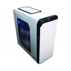 ZALMAN skříň Z9 NEO,  ATX bez zdroje, bílá