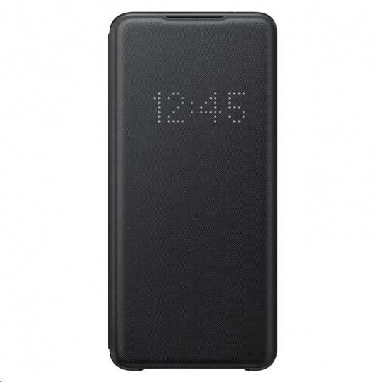Samsung pouzdro LED S-View EF-NG988PBE pro Galaxy S20 Ultra, černá
