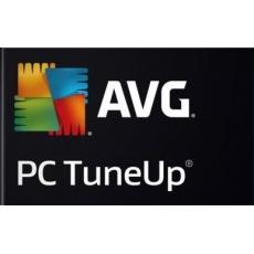 _Nová Licence AVG PC TuneUp ZAKL. EDICE 2 lic. (24 měs.) SN Email ESD