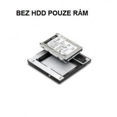 FUJITSU HDD rám do MULTIBAY - rámeček pro sekundární HDD do BAY DVD pro NTB H730, H760 - max 7mm HDD/SSD