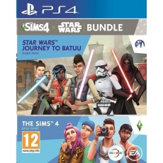 PS4 hra The Sims 4 - Bundle Základní hra + Star Wars