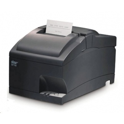 Star Micronics tiskárna SP742 MU černá, USB, řezačka