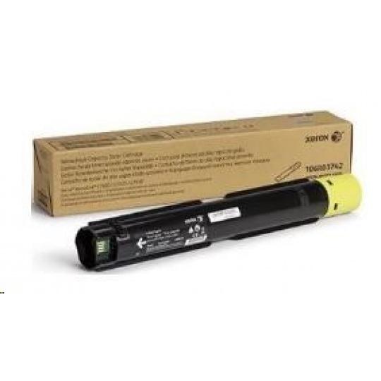 Xerox Yellow High Capacity Toner Cartridge pro VersaLink C70xx (9800str., yellow)