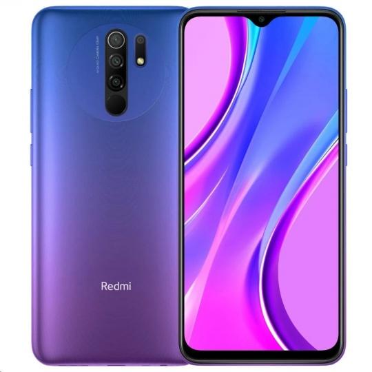 Xiaomi Redmi 9, 4GB/64GB, Sunset Purple