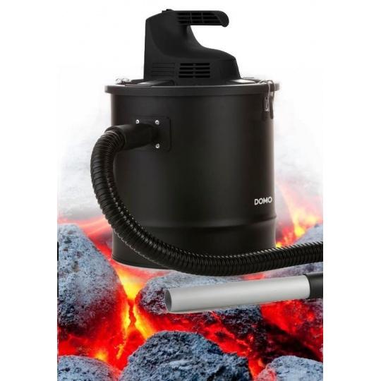 DOMO DO232AZ Vysavač na horký popel