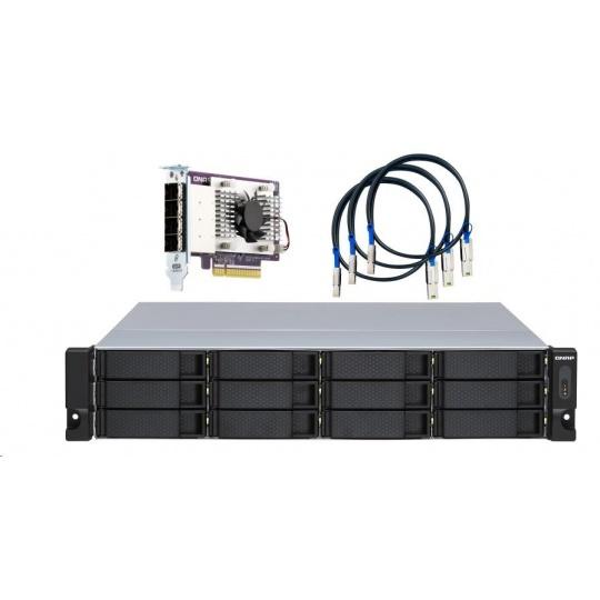 QNAP TL-R1200S-RP rozšiřující jednotka QNAP NAS (12xSATA)