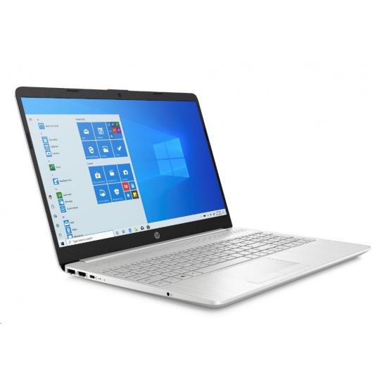 HP NTB Laptop 15-dw2000nc;15.6 FHD AG SVA;Core i3-1005G1;8GB DDR4 2666;1TB 5400RPM+256GB SSD;Intel UHD Graphics;WIN10
