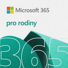 Microsoft 365 Family CZ (1rok)
