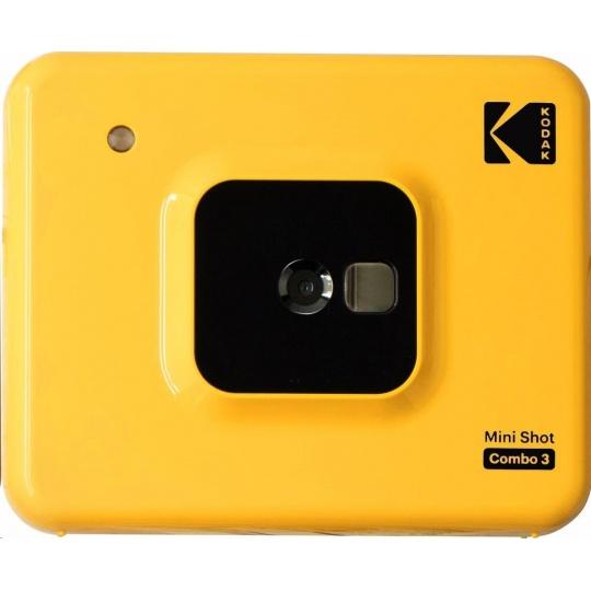 Kodak MINISHOT COMBO 3 Yellow