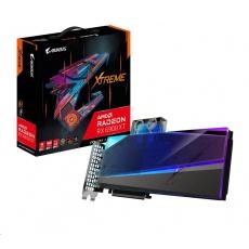 GIGABYTE VGA AMD AORUS Radeon RX 6900 XT XTREME WATERFORCE WB 16G, RX 6900 XT, 16GB GDDR6, 2xDP, 2xHDMI
