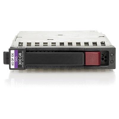 """HP HDD 1.8TB 12G SAS 10K SFF 2.5"""" SC Enterprise 512e 3yr Warr (replacement 872481-B21)"""