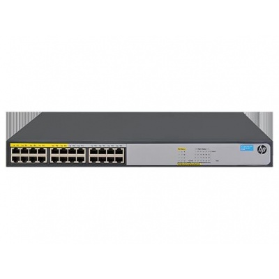 HPE OfficeConnect 1420 24G PoE+ (124W) Switch
