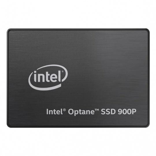 """Intel® Optane SSD 900P 280GB, 2,5"""" PCIe x4 3D U.2"""