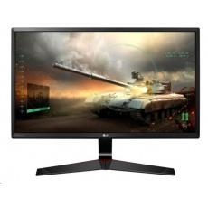 "LG MT IPS LCD LED 23,8""  24MP59G - IPS panel, 1920x1080, D-Sub, DP, HDMI, 1ms MBR, AMD freesync, gaming"