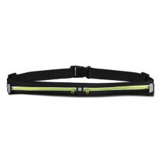 """Aligator sportovní pouzdro Fit Slim Belt Double pro zařízení max. 5,5"""", žlutá"""