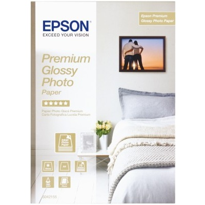 EPSON Paper A4 Premium Glossy Photo (15 sheet), 255g/m2