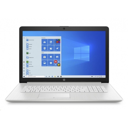 NTB HP 17-ca1010nc,17.3, SVA AG FHD, Ryzen 5 3500U, 16GB DDR4, SSD 512GB, AMD Integrated Graphics, Win10, Natural silver