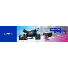 GIGABYTE Gaming set 2 + Dárek Hikvision webkamera DS-U12