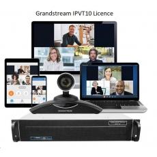 Grandstream IPVT10 licence 75 účastníků