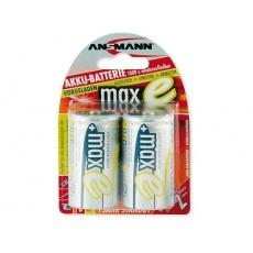 Baterie - Ansmann maxE Mono NiMH 2x D 8500mAh