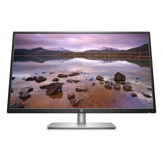"LCD HP IPS Monitor 32s LED backlight AG; 31.5"" matný; 1920x 1080; 6M:1, 250cd, 5ms, VGA,1xHDMI, černý"