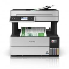 EPSON tiskárna ink EcoTank L6460, 3v1, A4, 1200x4800dpi, 37ppm, USB, Duplex, 3 roky záruka po registraci
