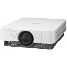 SONY projektor VPL-FX35, 3LCD BrightEra, XGA (1024x768), 5000 lm, 2000:1, 2xRGB, DVI-D, RS232, RJ45, 1.6x Zoom