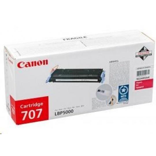 Canon LASER TONER magenta CRG-707M (CRG707M) 2 000 stran*