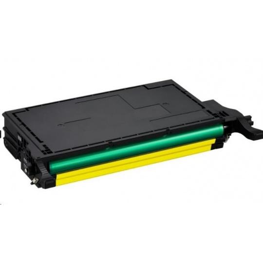 Samsung CLT-Y6092S Yellow Toner Crtg