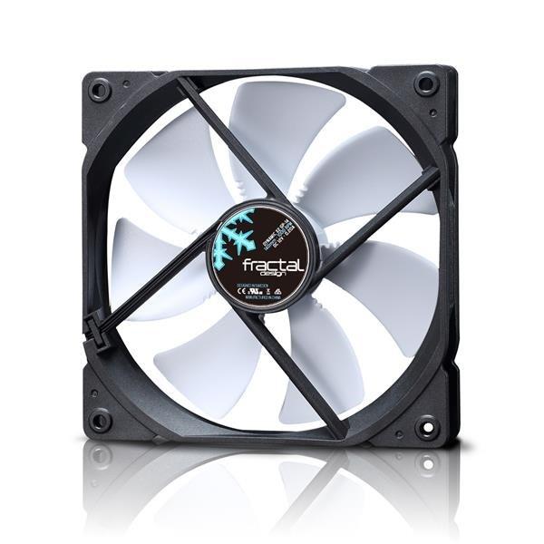 FRACTAL DESIGN ventilátor 140mm Dynamic X2 GP-14, bílý