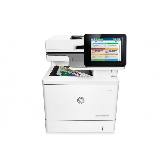 HP Color LaserJet Enterprise MFP M577f (A4, 38 ppm, USB 2.0, Ethernet, Print/Scan/Copy, FAX, Duplex)