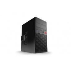 LYNX Office Ryzen 5 3400G 8GB 480G SSD DVD±RW W10P  - záruka 60 měsíců