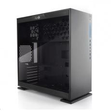 IN WIN skříň 303, Black, Mid Tower, bez zdroje, USB 3.0, ventilátor