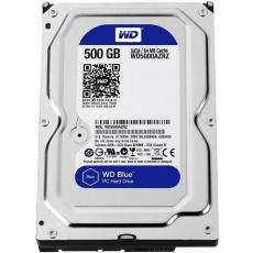 WD BLUE WD5000AZRZ 500GB SATA/600 64MB cache 5400 ot., CMR