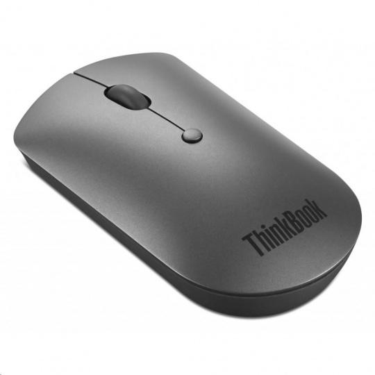 LENOVO myš bezdrátová ThinkPad Bluetooth Silent Mouse w/o battery