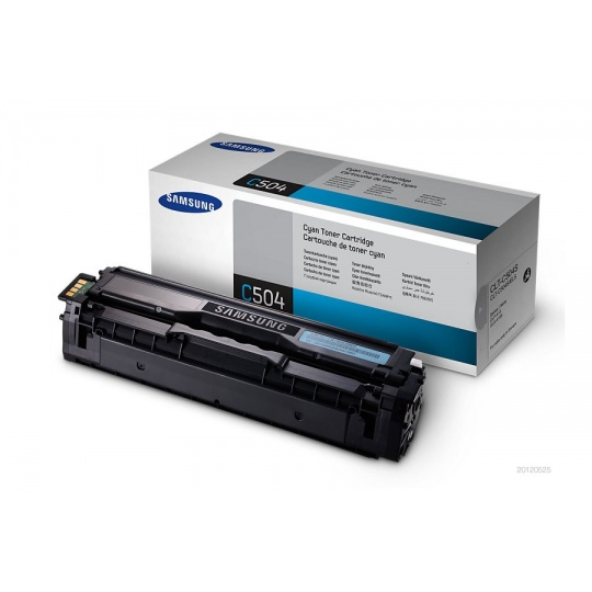 Samsung CLT-C504S Cyan Toner Cartridg