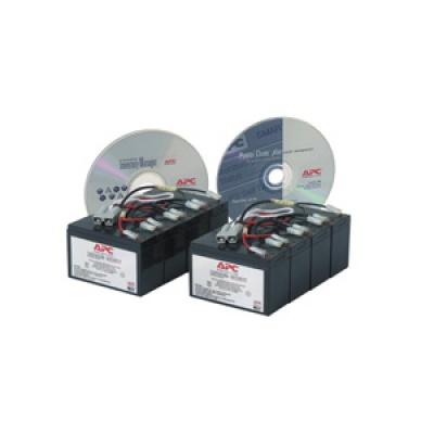 APC Replacement Battery Cartridge #12, SU2200RMI3U, SU3000RMI3U, SU5000INET, SU5000RMI5U
