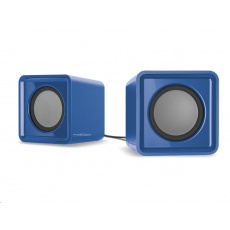 SPEED LINK reproduktory TWOXO Stereo Speakers, modrá