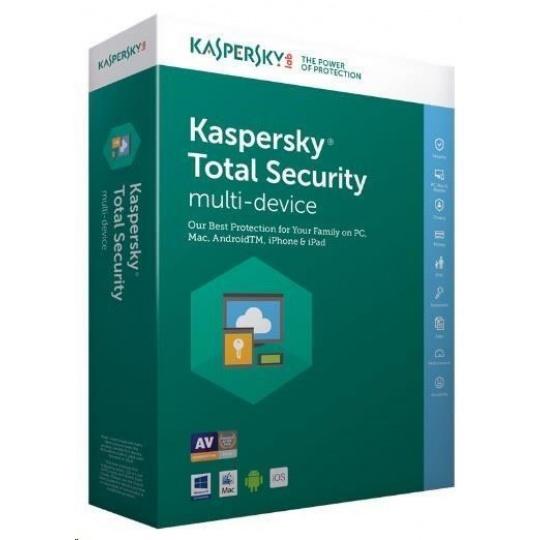 Kaspersky Small Office 10-14 licencí 2 roky obnova