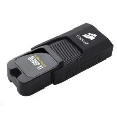 CORSAIR Flash Disk 64GB Voyager Slider X1, USB 3.0, černá