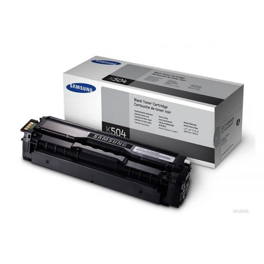 Samsung CLT-K504S Black Toner Cartrid