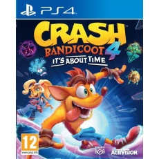 PS4 hra Crash Bandicoot 4: It's About Time