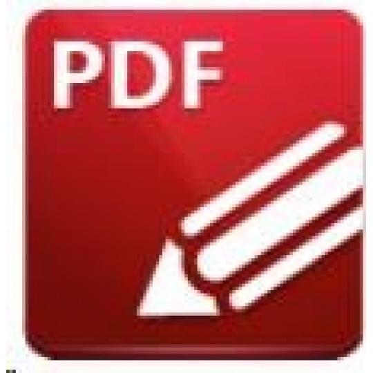 PDF-XChange Editor 8 - 3 uživatelé/M1Y