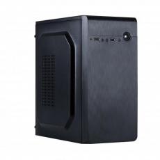 SPIRE skříň TRICER 1423, micro ATX, se zdrojem 420W, černá