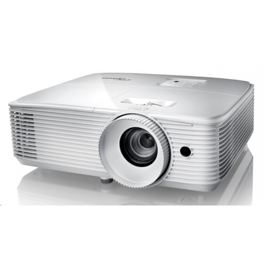 Optoma projektor HD29He (DLP, FULL 3D, 1080p, 3 600 ANSI, 50 000:1, HDMI, speaker)