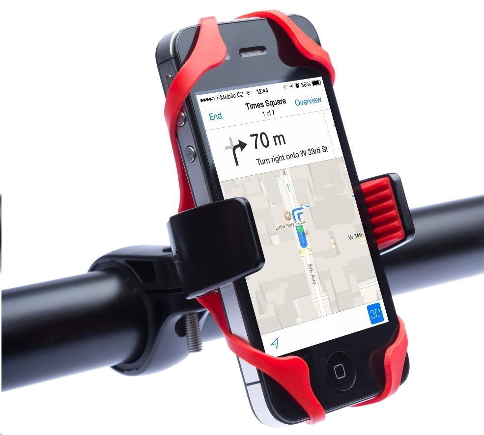 CONNECT IT M7 držák pro mobilní telefon 3,5'-6'  na kolo