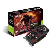 ASUS VGA NVIDIA CERBERUS-GTX1050TI-O4G, GTX 1050 Ti, 4GB GDDR5, 1xHDMI, 1xDVI