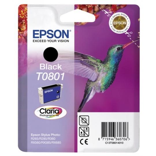 "EPSON ink čer CLARIA Stylus photo ""Kolibřík"" R265/ RX560/ R360"