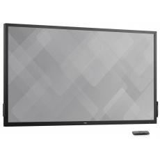 "DELL 70 Monitor | C7017T - 176.6cm(69.5"") Black, EUR 16:9 VA VGA HDMI DP USB"
